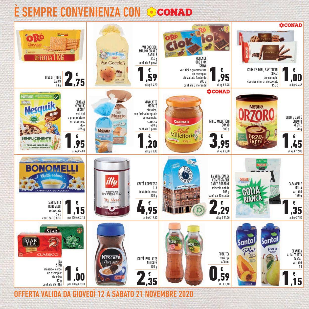 Volantino Conad - Offerte 12/11-21/11/2020 (Pagina 20)