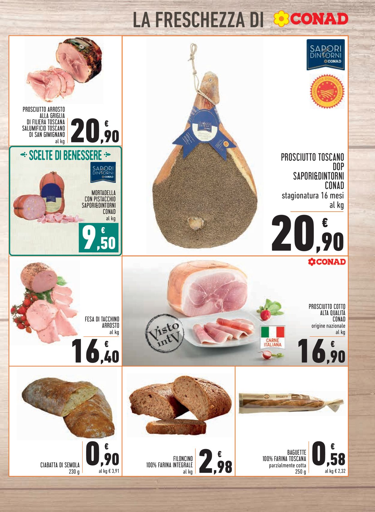 Volantino Conad - Offerte 12/11-25/11/2020 (Pagina 9)