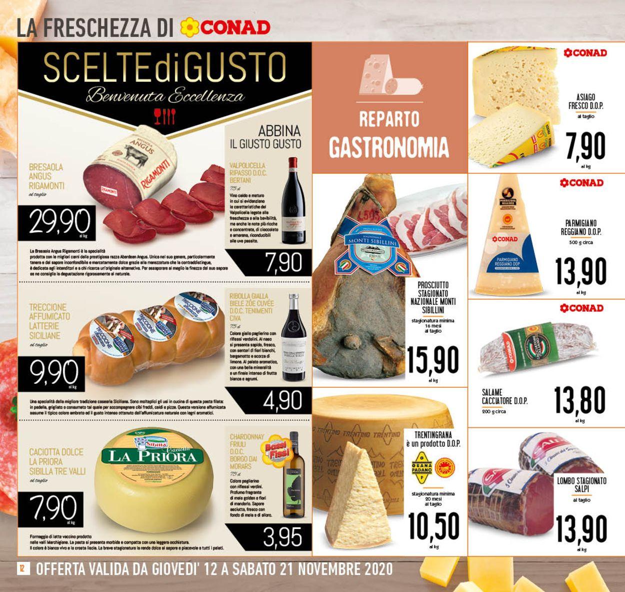 Volantino Conad - Offerte 12/11-21/11/2020 (Pagina 12)