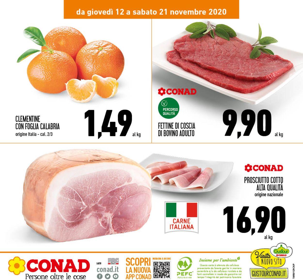 Volantino Conad - Offerte 12/11-21/11/2020 (Pagina 28)