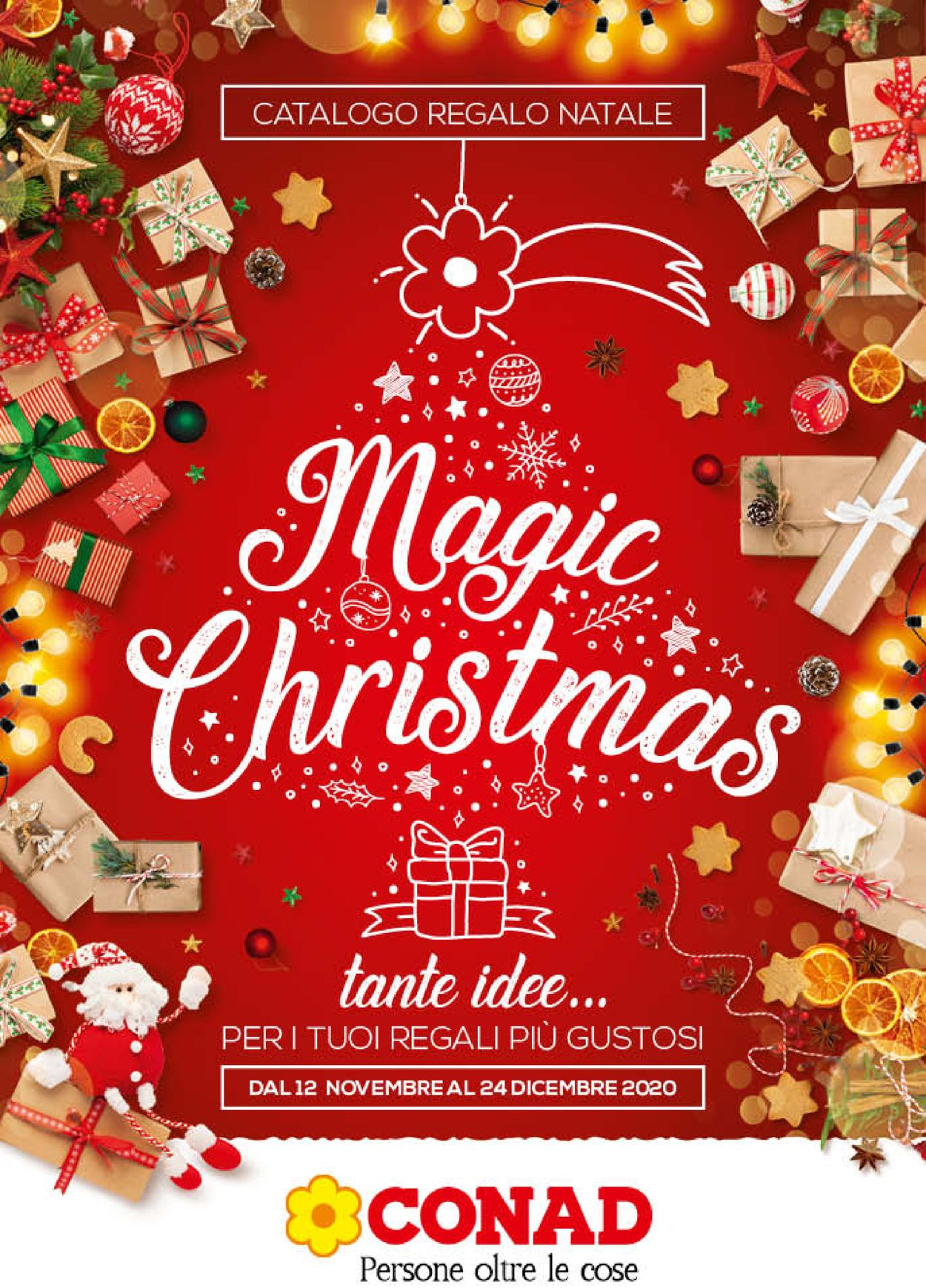 Volantino Conad - Natale 2020 - Offerte 12/11-24/12/2020
