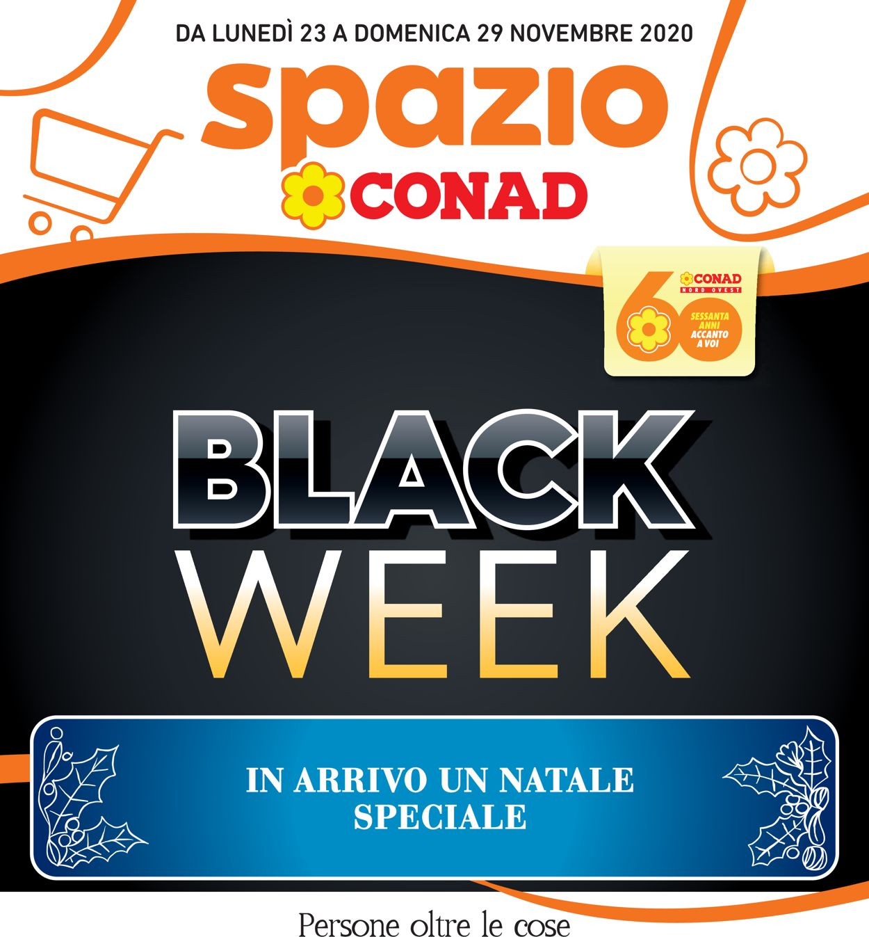 Volantino Conad - Black Friday 2020 - Offerte 23/11-29/11/2020