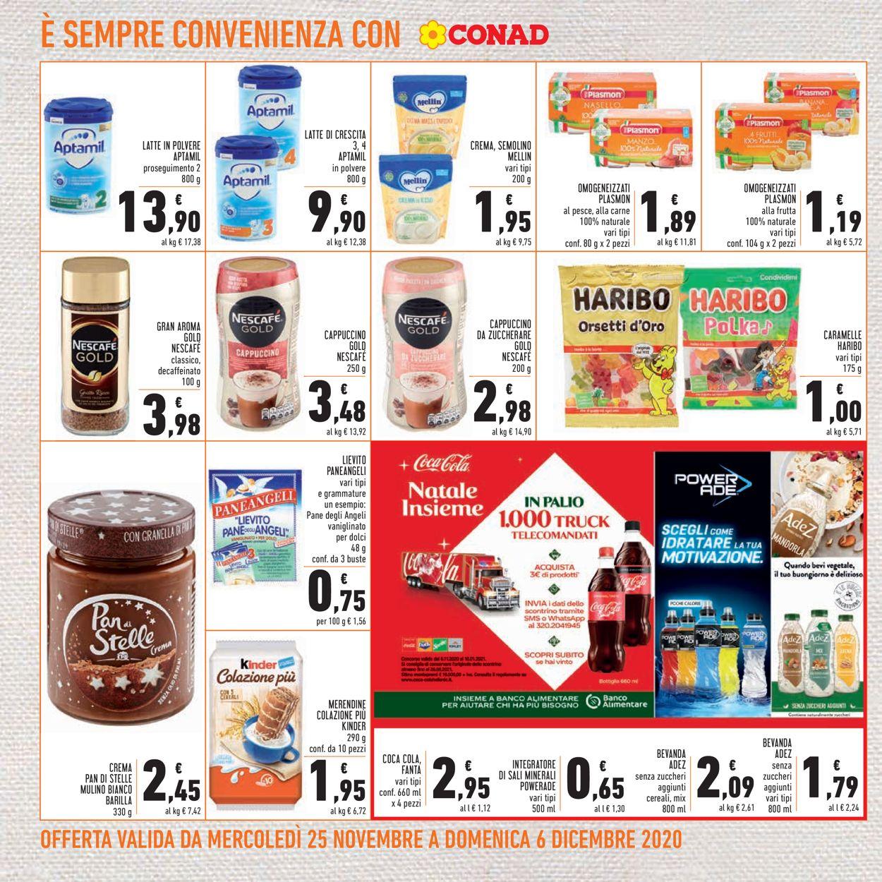 Volantino Conad - Black Friday 2020 - Offerte 25/11-06/12/2020 (Pagina 24)