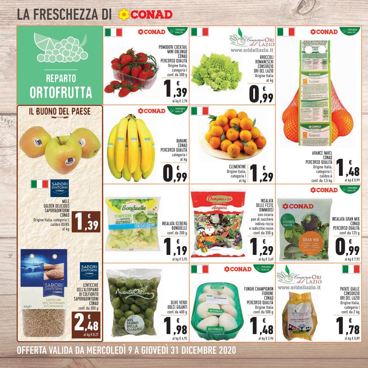 Volantino Conad - Natale 2020 - Offerte 09/12-31/12/2020 (Pagina 14)