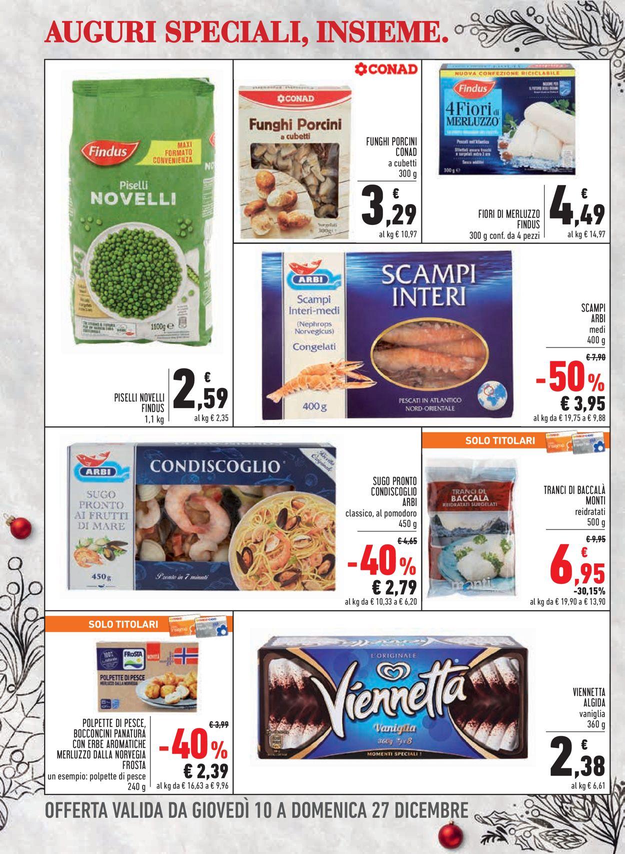 Volantino Conad - Natale 2020 - Offerte 10/12-27/12/2020 (Pagina 16)
