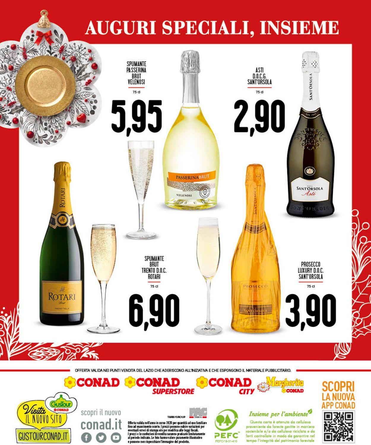 Volantino Conad - Natale 2020 - Offerte 16/12-31/12/2020 (Pagina 12)