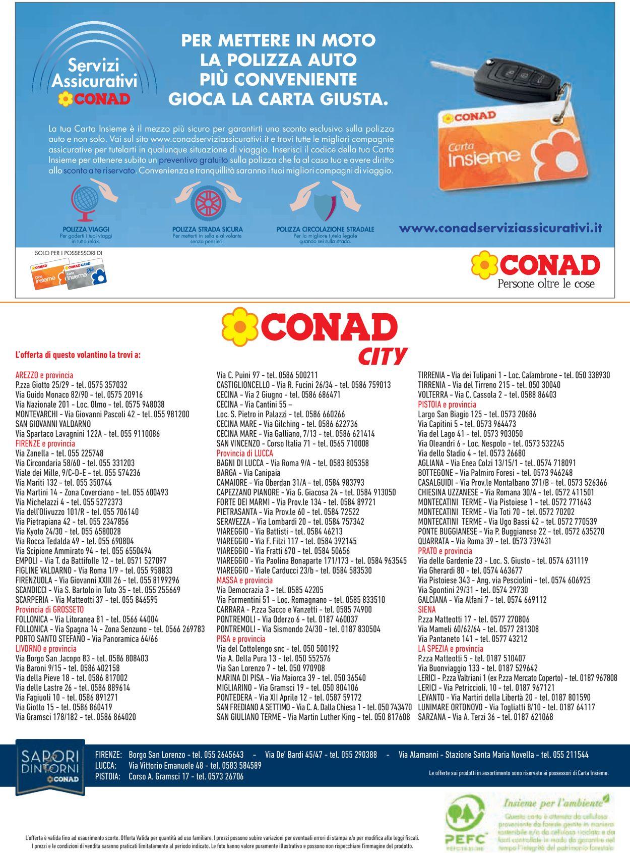 Volantino Conad City - Natale 2020 - Offerte 26/11-31/12/2020 (Pagina 8)