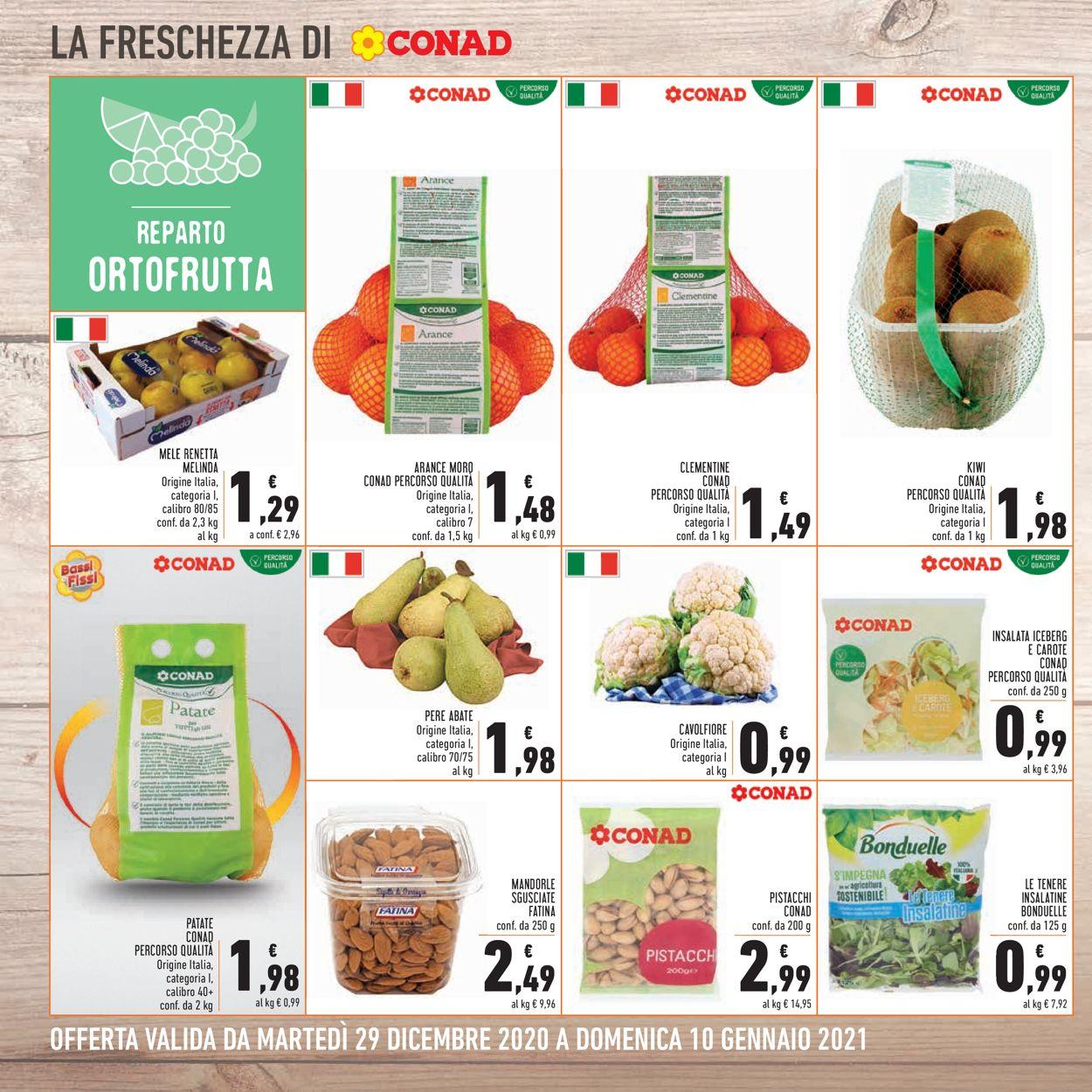 Volantino Conad - Offerte 29/12-10/01/2021 (Pagina 6)