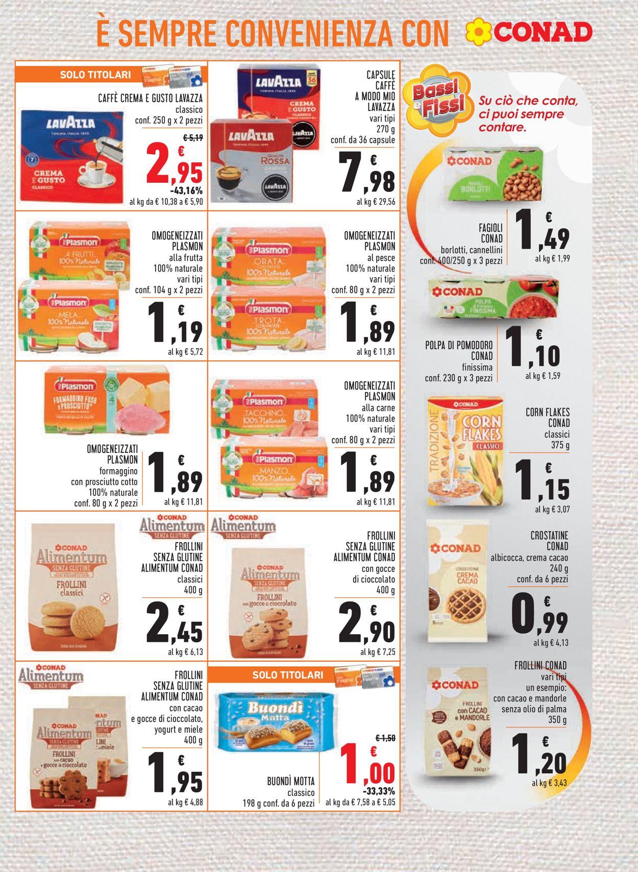 Volantino Conad - Offerte 29/12-10/01/2021 (Pagina 11)