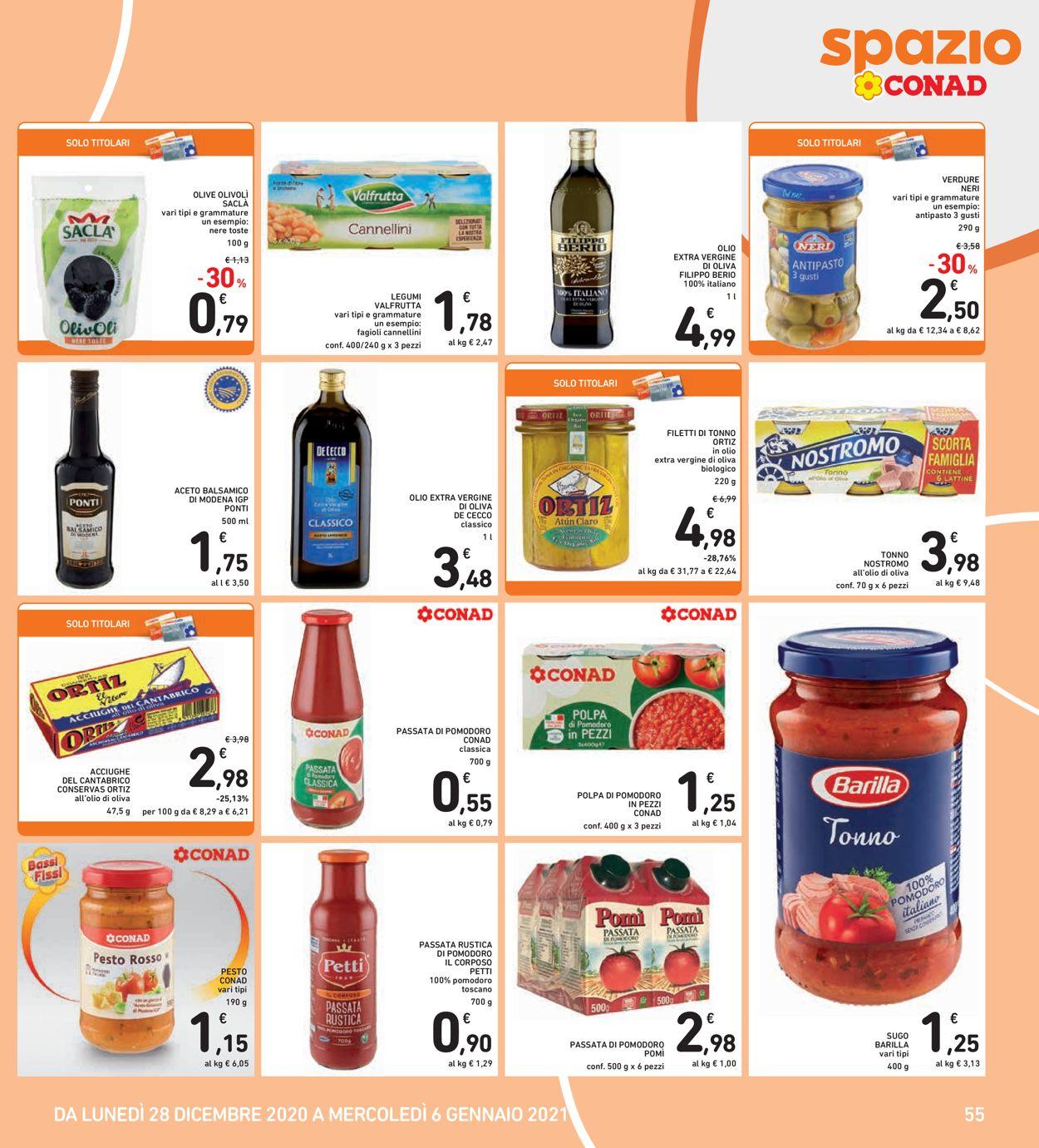 Volantino Conad - Offerte 28/12-06/01/2021 (Pagina 15)