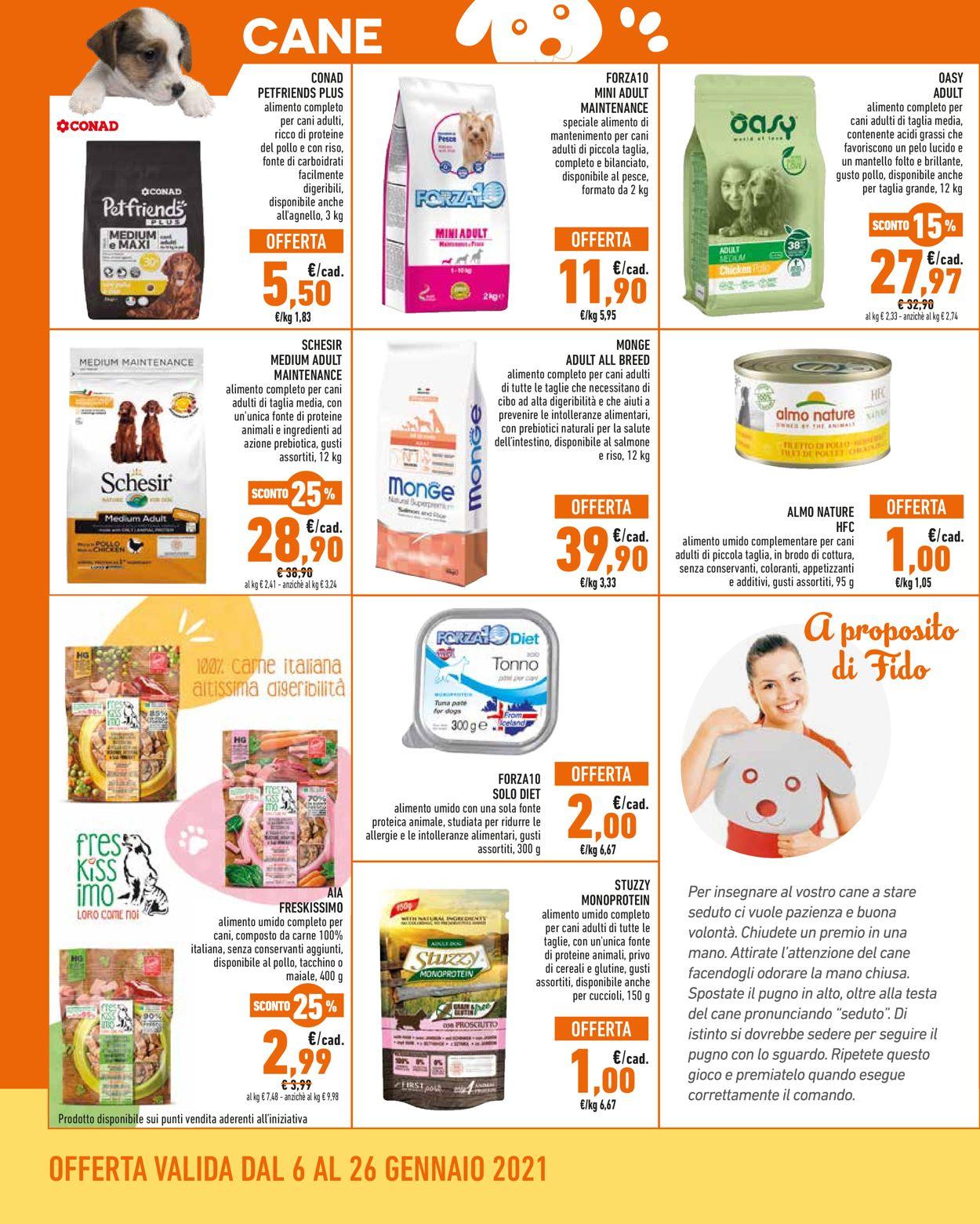Volantino Conad - Offerte 06/01-26/01/2021 (Pagina 2)
