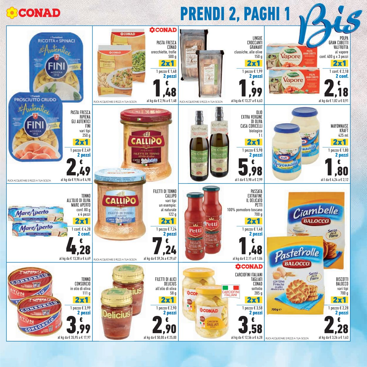 Volantino Conad - Offerte 13/01-24/01/2021 (Pagina 3)