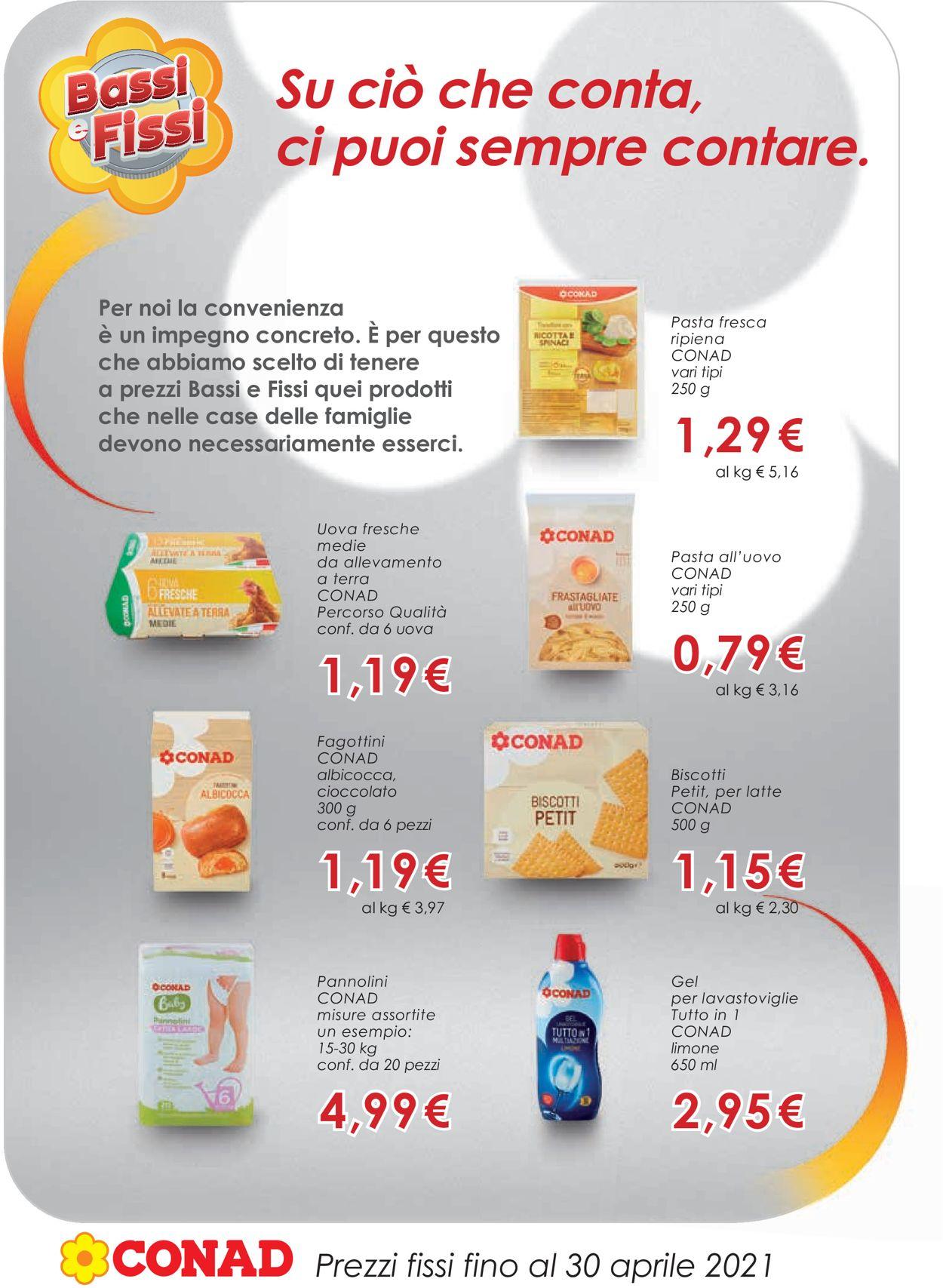 Volantino Conad City - Offerte 14/01-27/01/2021 (Pagina 15)