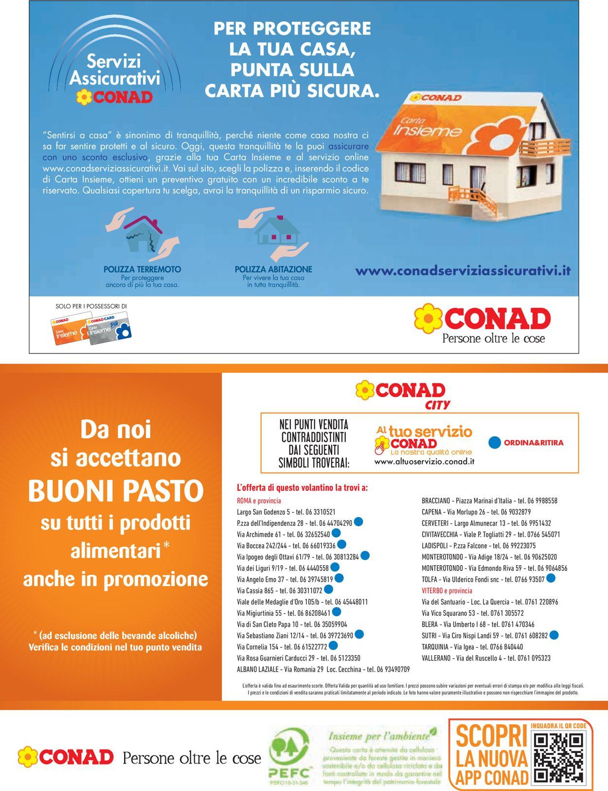 Volantino Conad City - Offerte 13/01-24/01/2021 (Pagina 20)