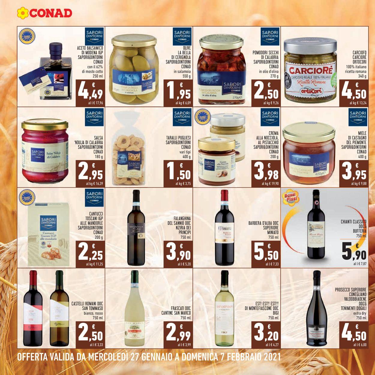 Volantino Conad - Offerte 27/01-07/02/2021 (Pagina 6)