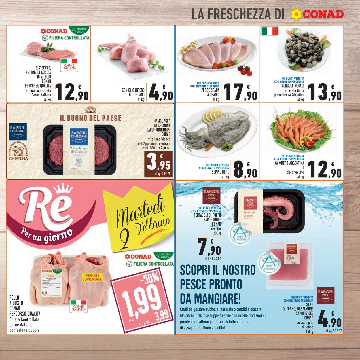 Volantino Conad - Offerte 27/01-07/02/2021 (Pagina 11)