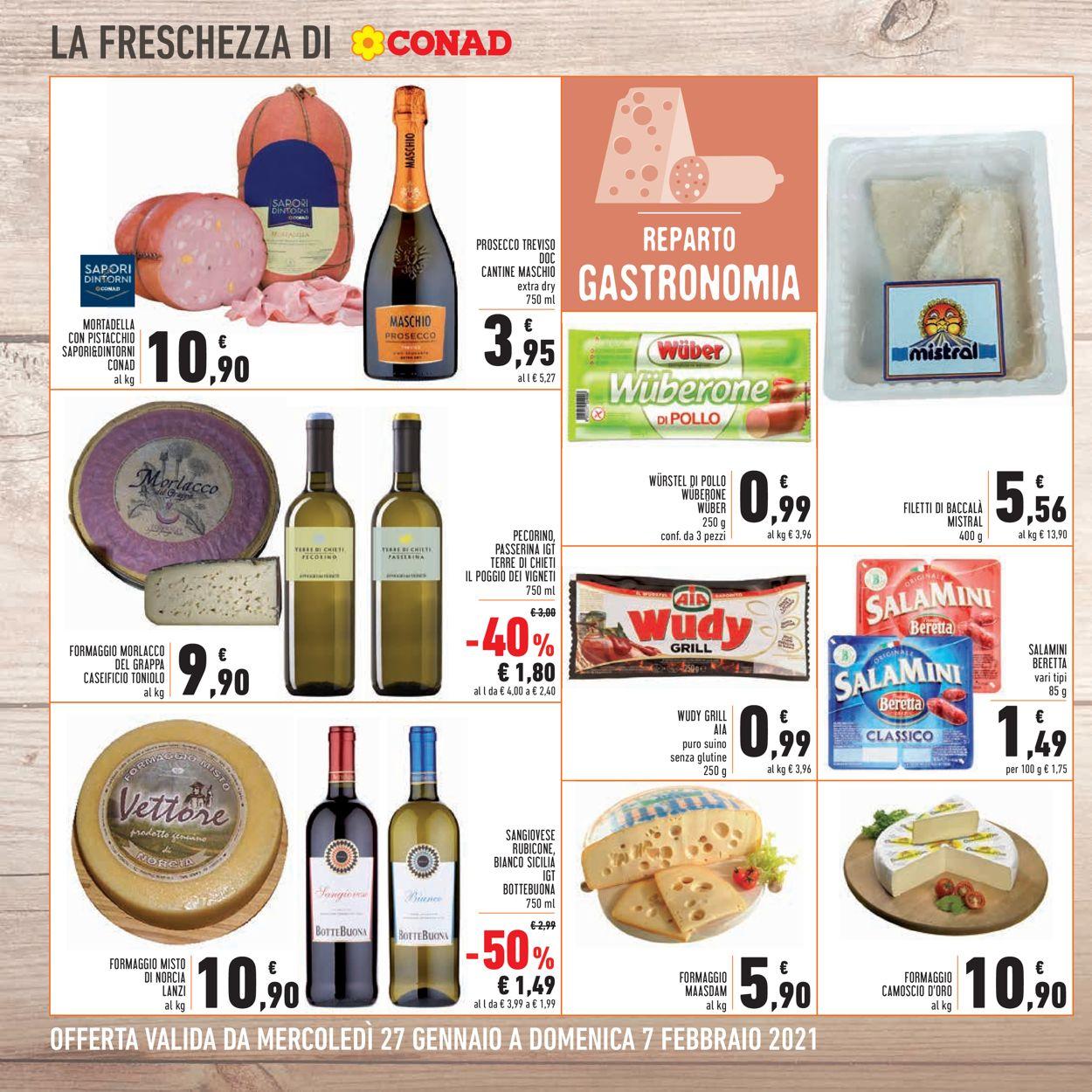 Volantino Conad - Offerte 27/01-07/02/2021 (Pagina 12)