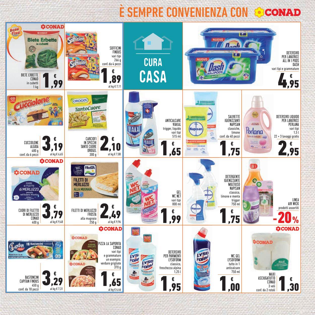 Volantino Conad - Offerte 27/01-07/02/2021 (Pagina 21)