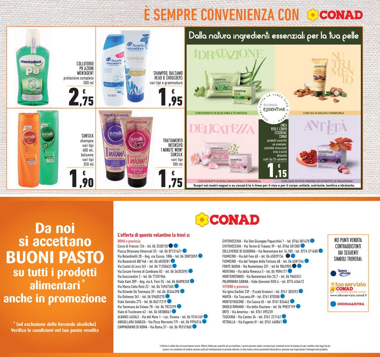 Volantino Conad - Offerte 27/01-07/02/2021 (Pagina 23)