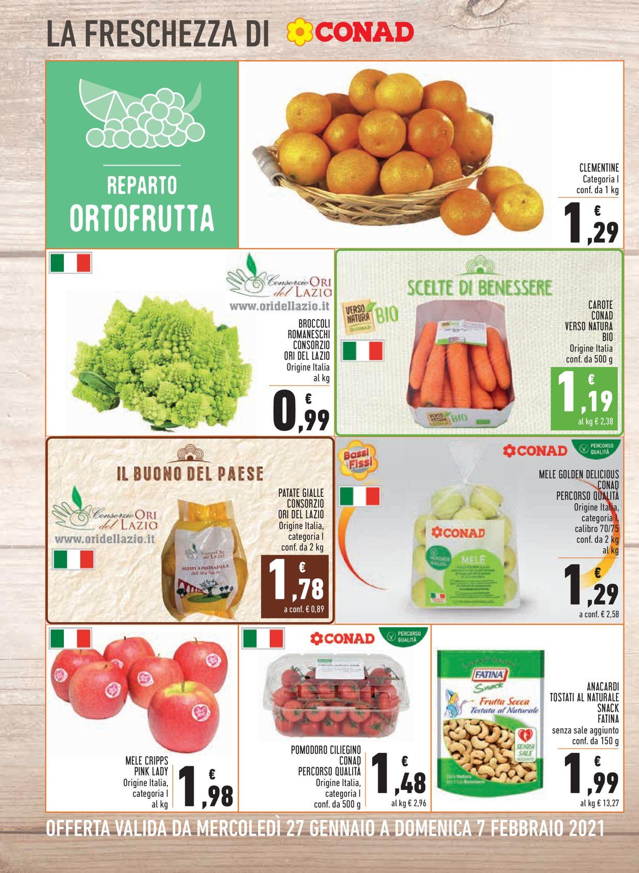 Volantino Conad City - Offerte 27/01-07/02/2021 (Pagina 10)