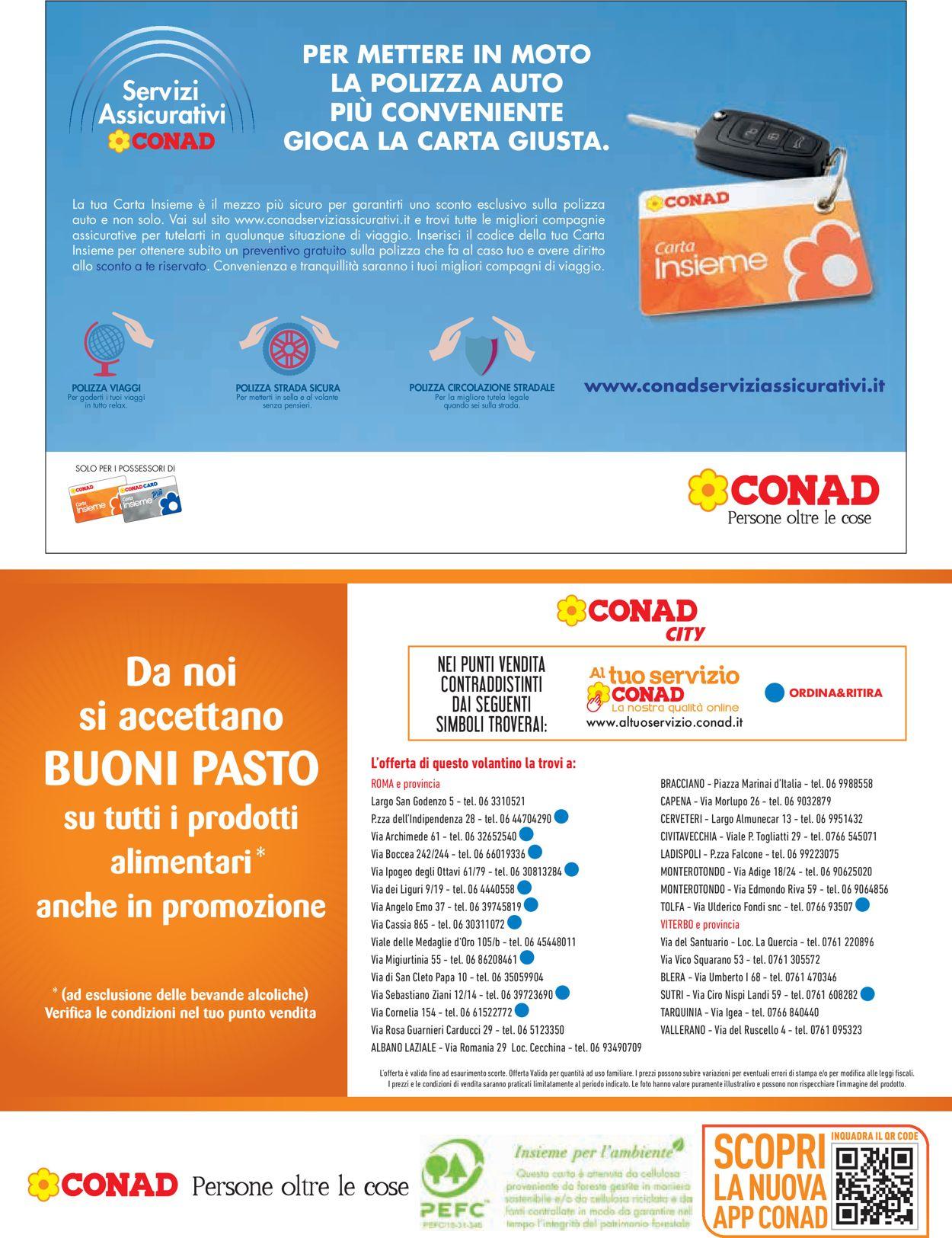 Volantino Conad City - Offerte 27/01-07/02/2021 (Pagina 20)