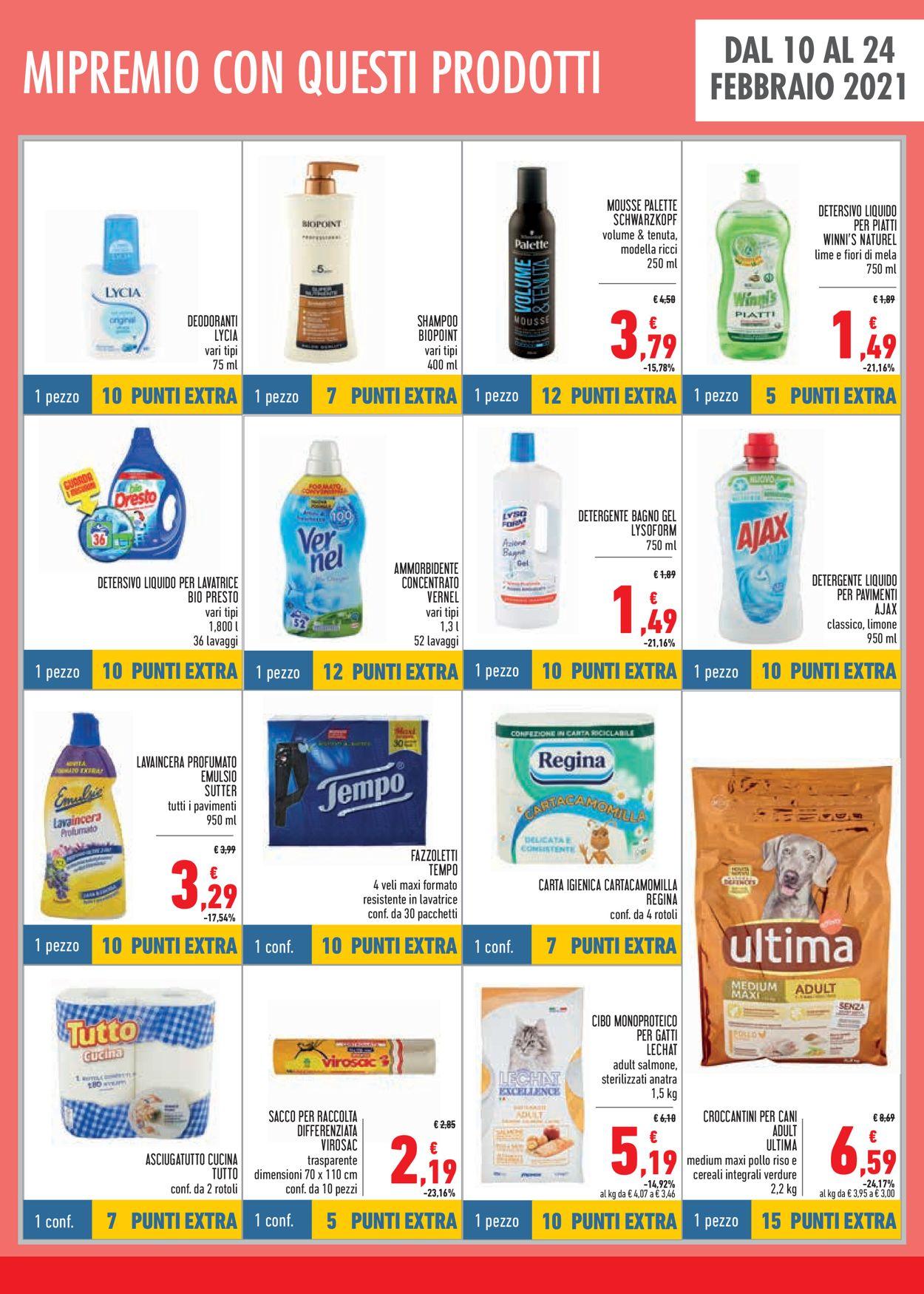 Volantino Conad Spazio - Offerte 27/01-24/02/2021 (Pagina 15)