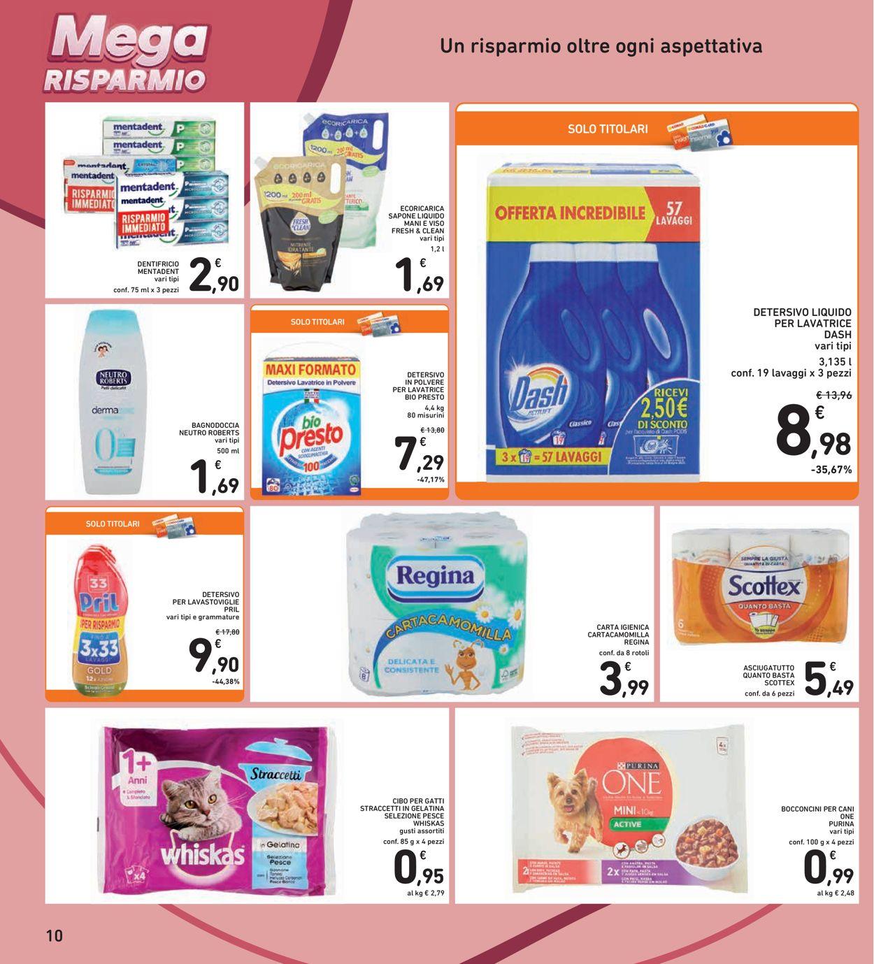 Volantino Conad - Offerte 29/01-08/02/2021 (Pagina 10)