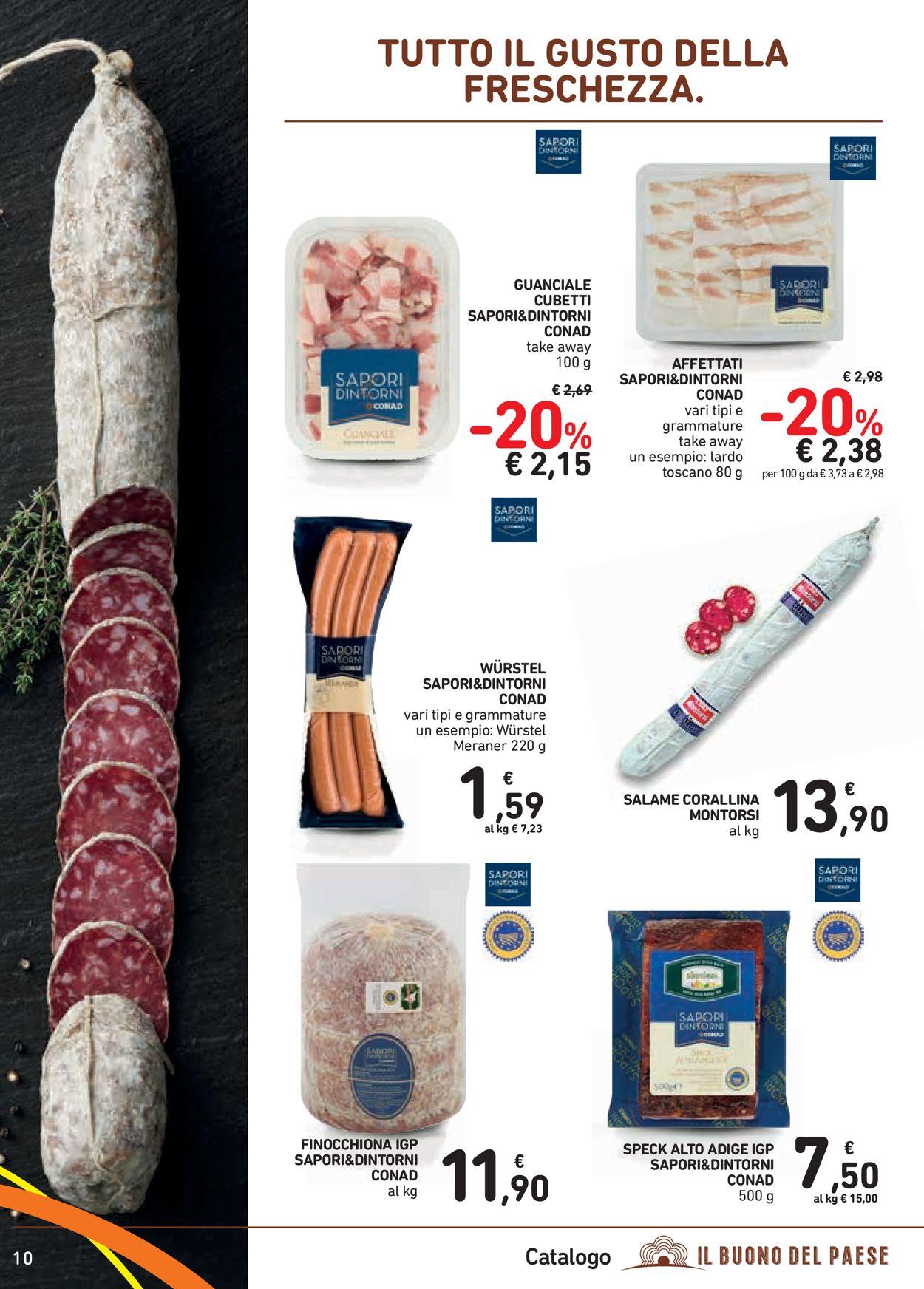 Volantino Conad Spazio - Offerte 29/01-18/02/2021 (Pagina 10)