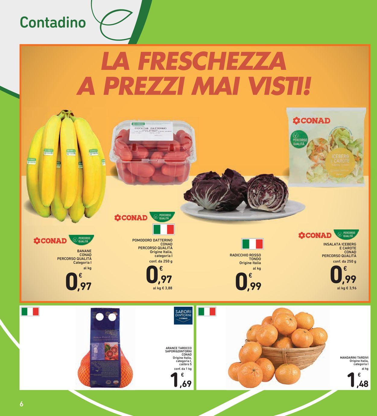 Volantino Conad Spazio - Offerte 29/01-08/02/2021 (Pagina 6)