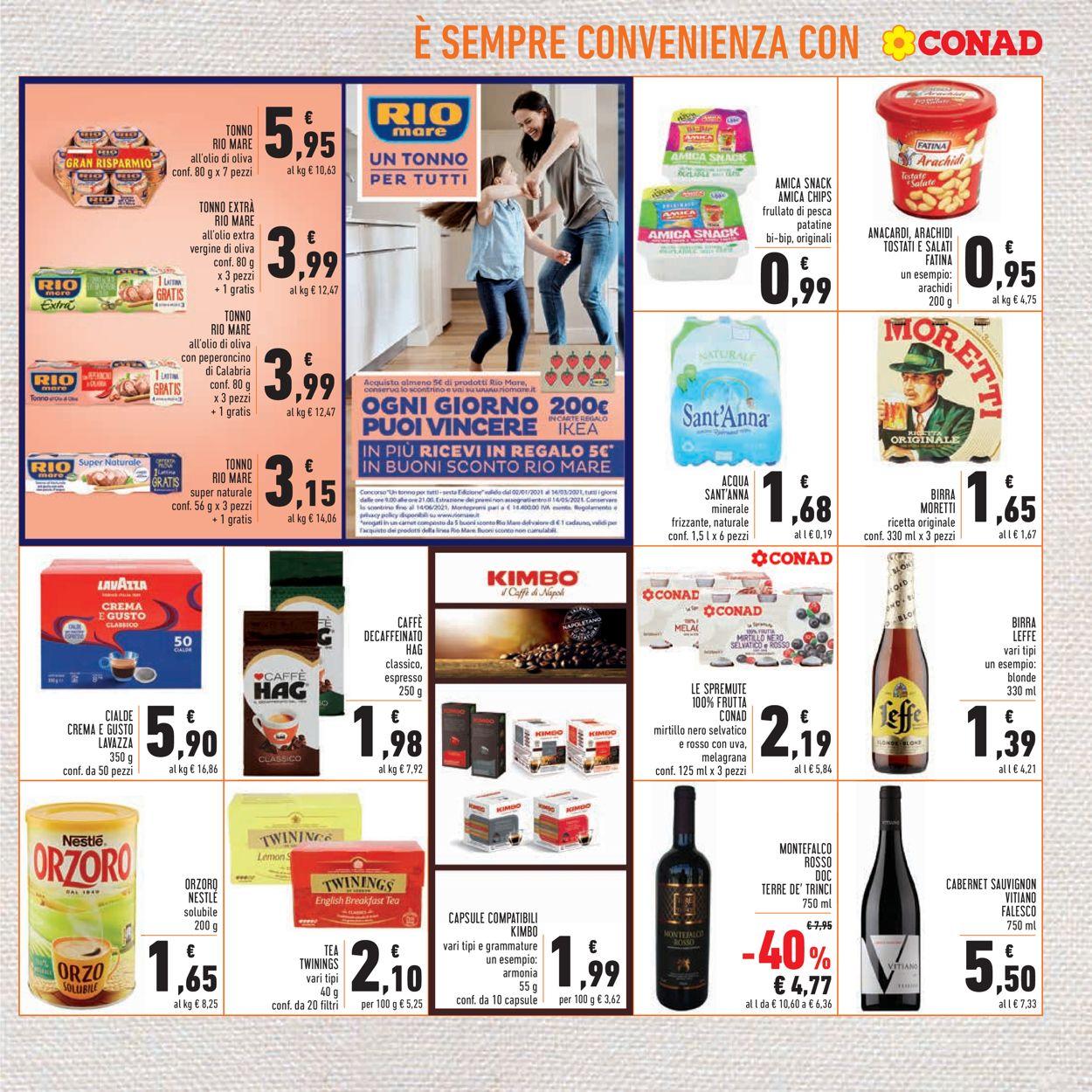 Volantino Conad - Offerte 10/02-21/02/2021 (Pagina 23)