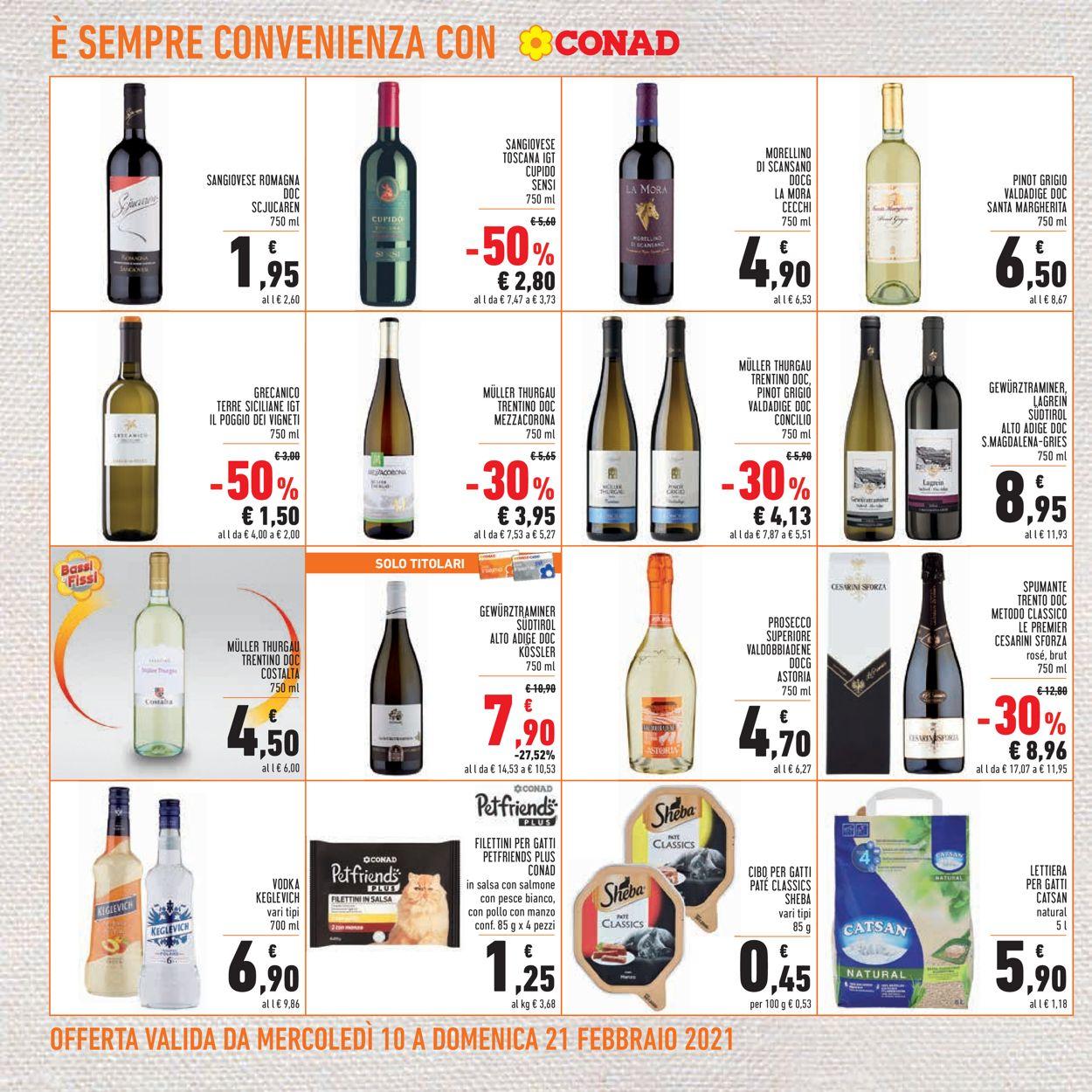 Volantino Conad - Offerte 10/02-21/02/2021 (Pagina 24)