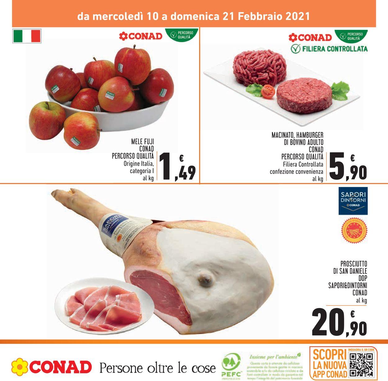 Volantino Conad - Offerte 10/02-21/02/2021 (Pagina 28)