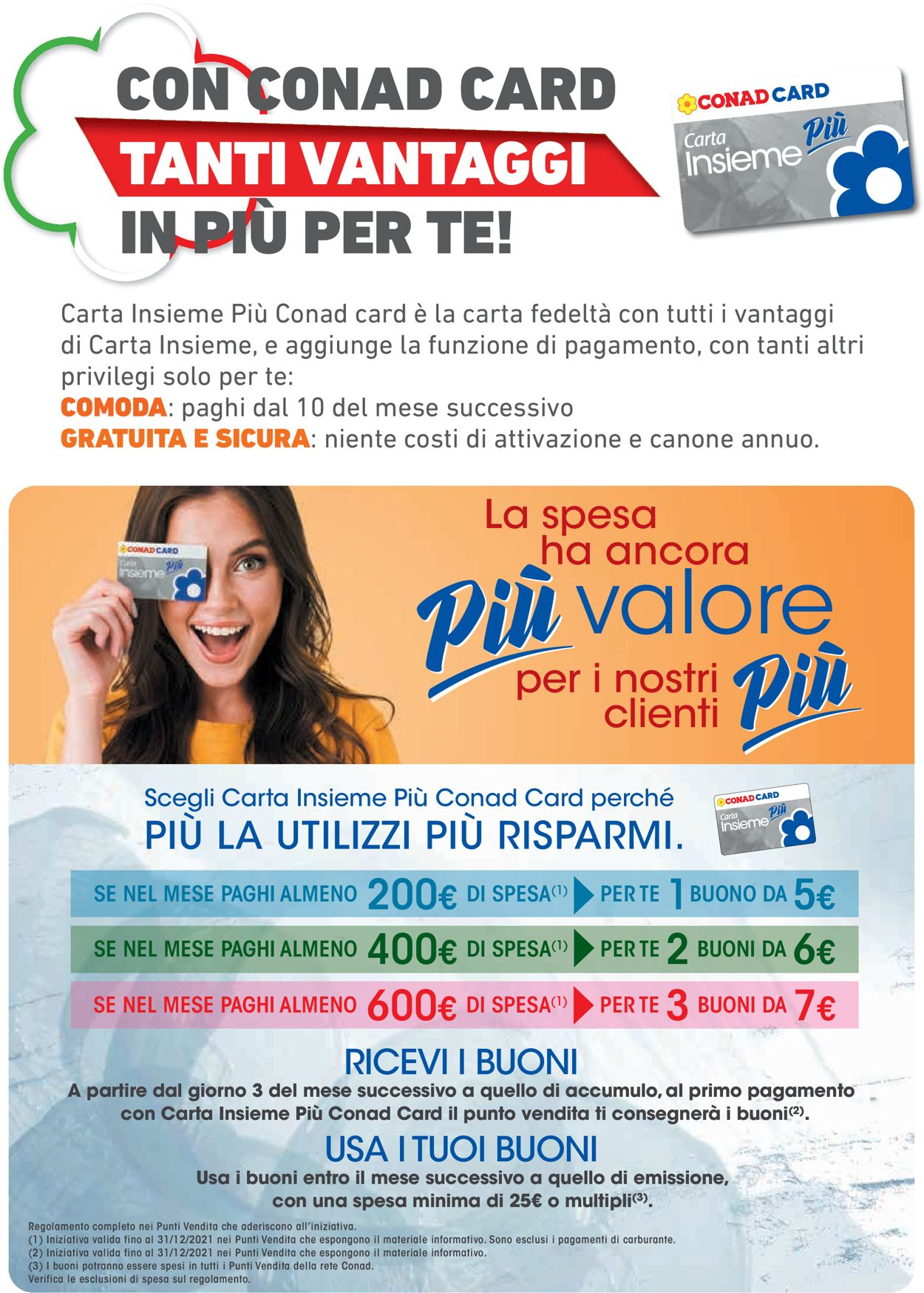 Volantino Conad - Offerte 28/01-24/02/2021 (Pagina 3)