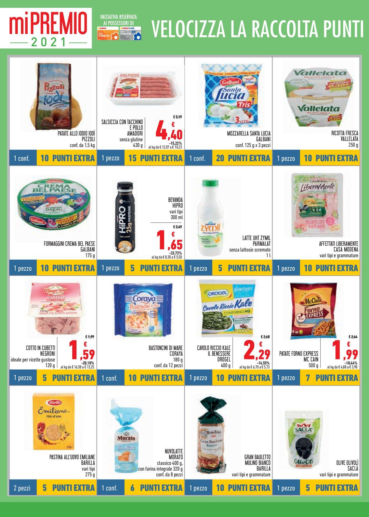 Volantino Conad - Offerte 28/01-24/02/2021 (Pagina 4)