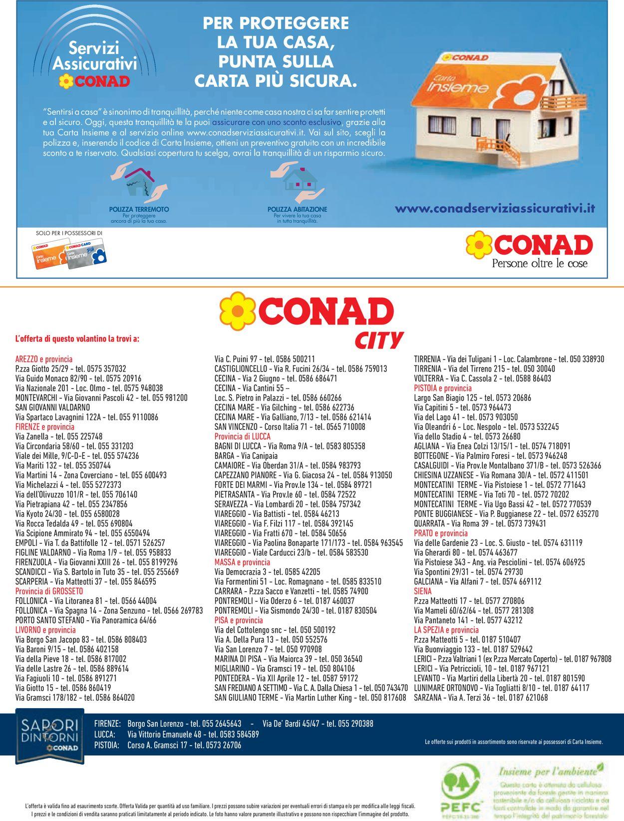 Volantino Conad - Offerte 28/01-24/02/2021 (Pagina 8)
