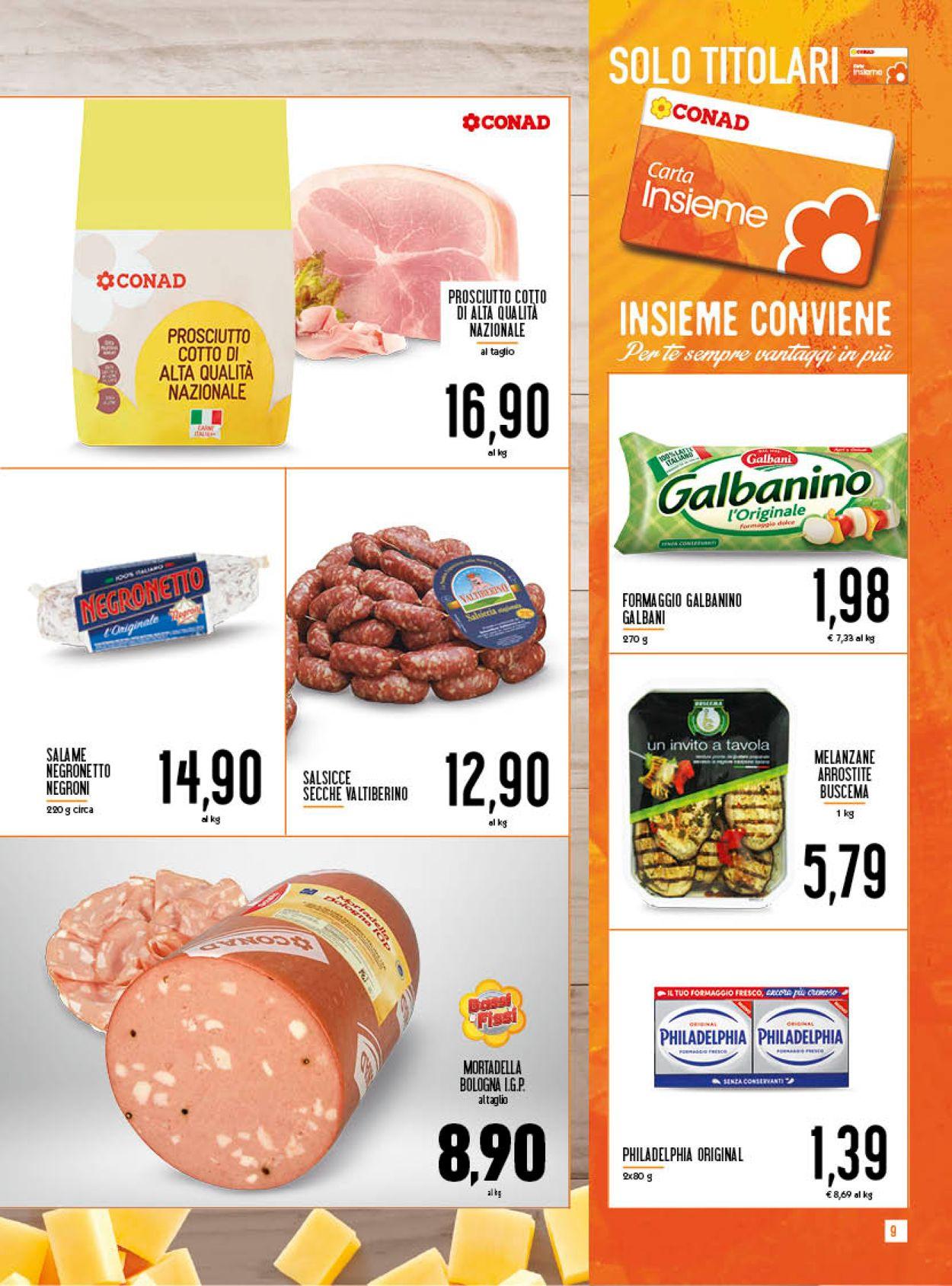Volantino Conad - Offerte 24/02-07/03/2021 (Pagina 9)
