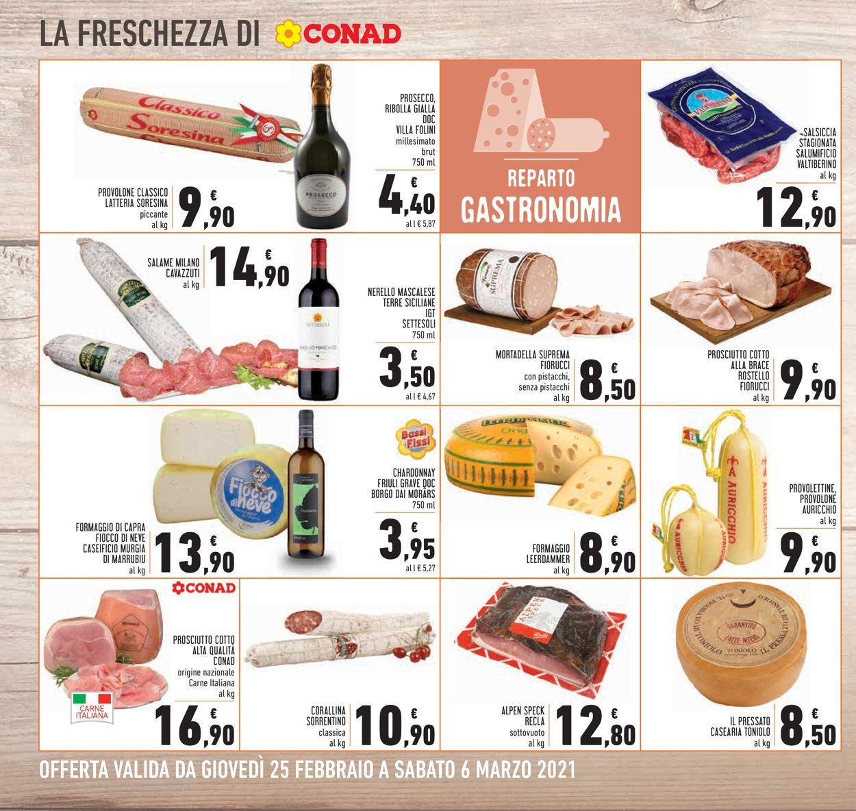 Volantino Conad - Offerte 25/02-06/03/2021 (Pagina 12)