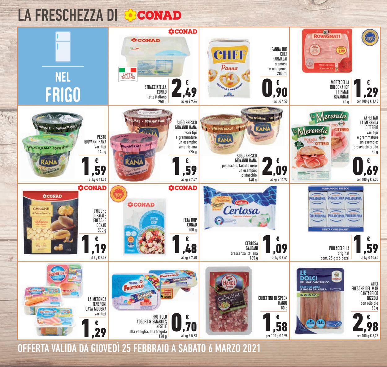 Volantino Conad - Offerte 25/02-06/03/2021 (Pagina 14)