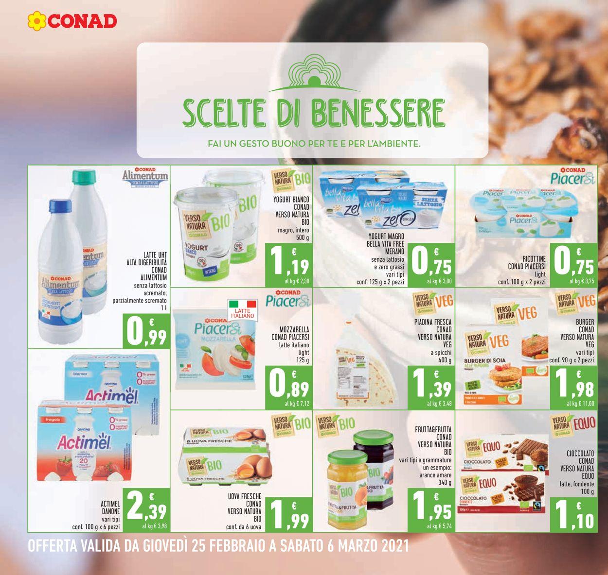 Volantino Conad - Offerte 25/02-06/03/2021 (Pagina 16)