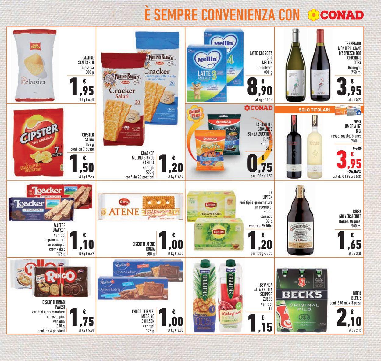 Volantino Conad - Offerte 25/02-06/03/2021 (Pagina 21)