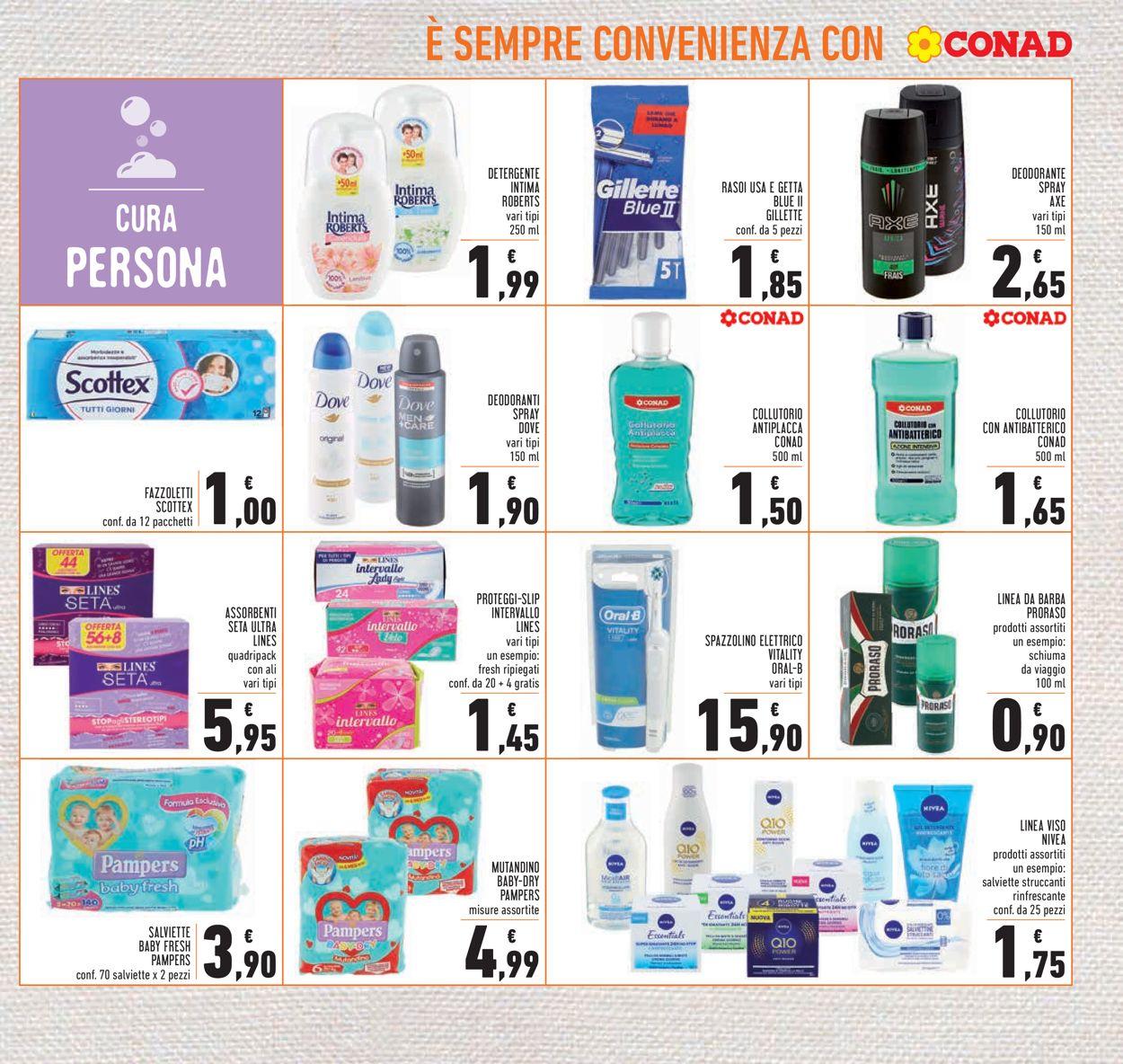 Volantino Conad - Offerte 25/02-06/03/2021 (Pagina 23)
