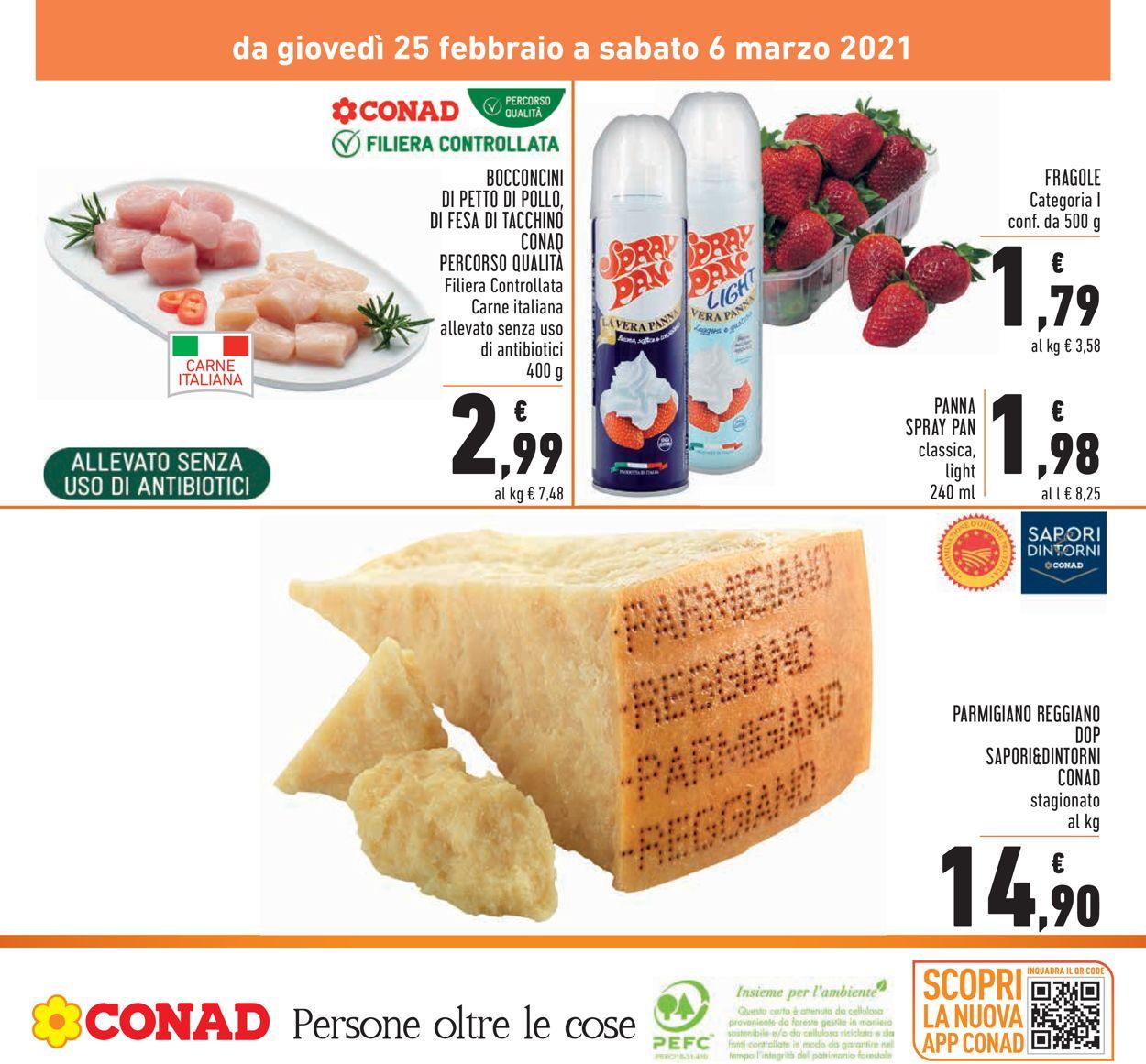 Volantino Conad - Offerte 25/02-06/03/2021 (Pagina 28)