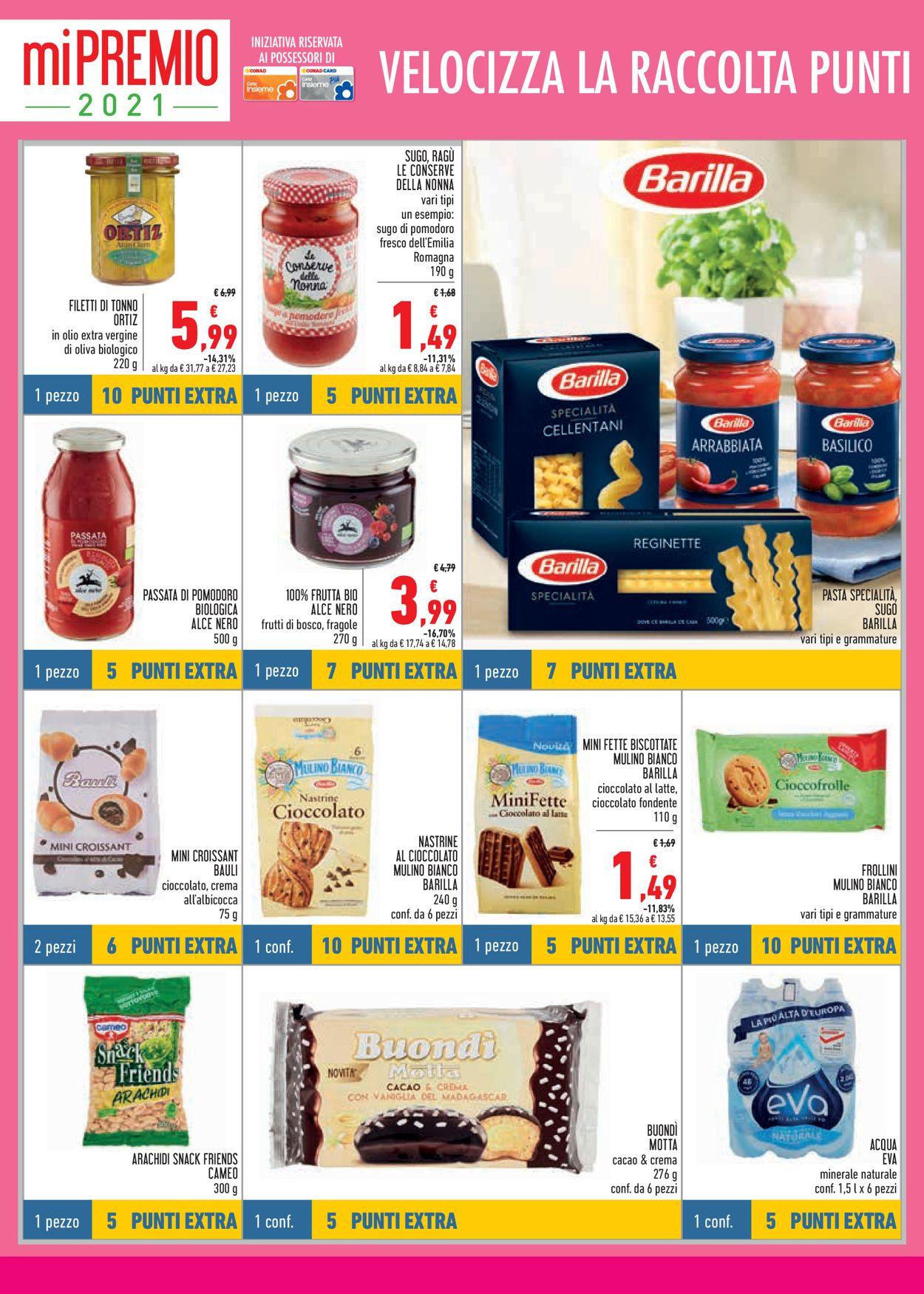 Volantino Conad - Offerte 25/02-23/03/2021 (Pagina 6)