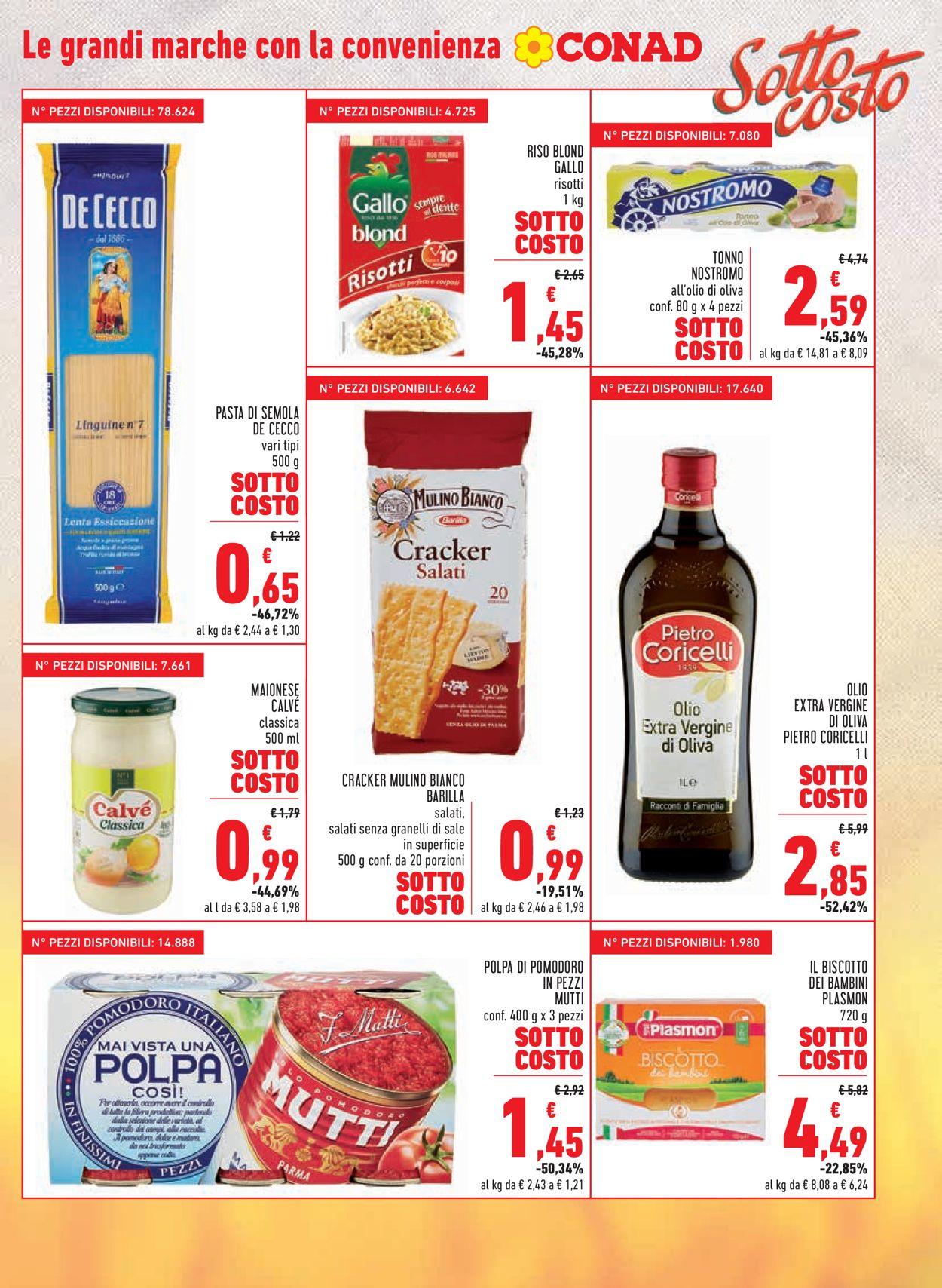 Volantino Conad - Offerte 25/02-06/03/2021 (Pagina 3)