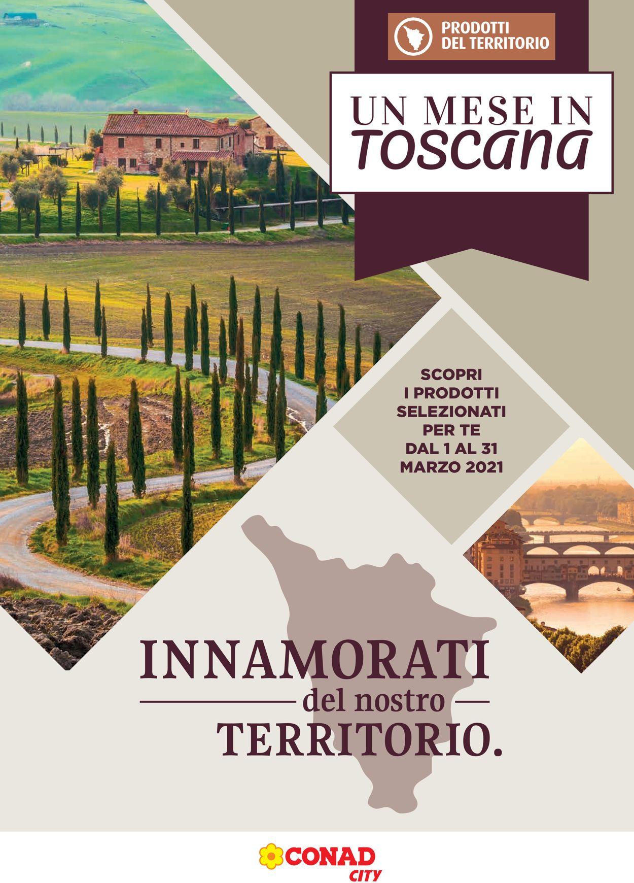 Volantino Conad - Offerte 01/03-31/03/2021