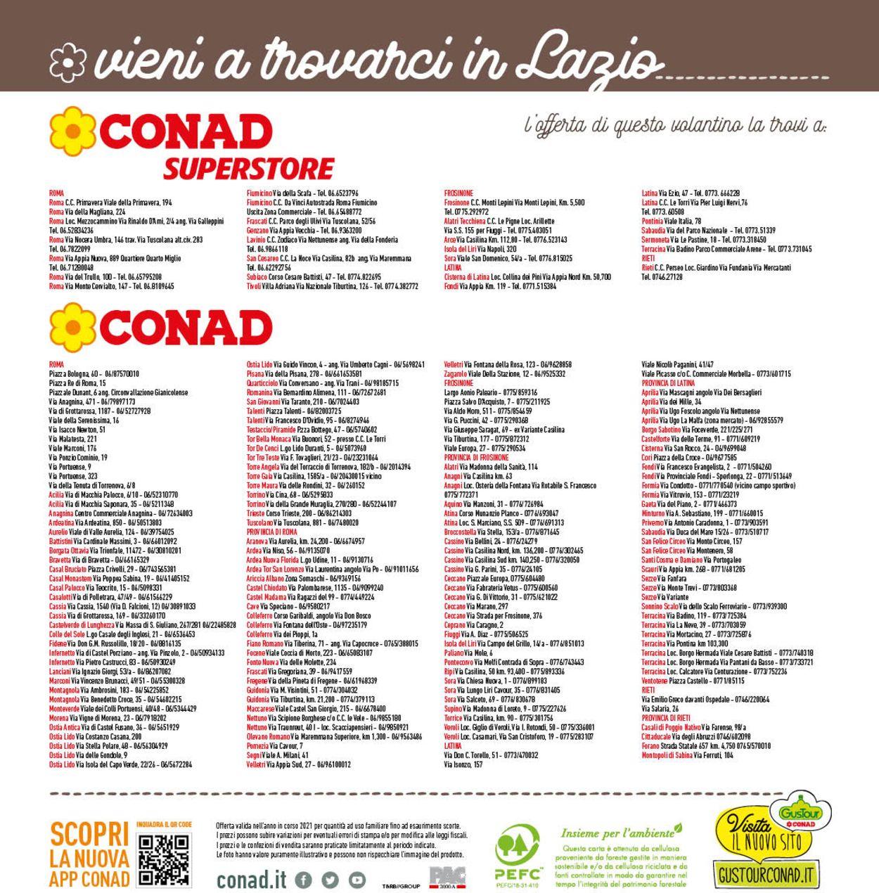 Volantino Conad - Offerte 01/03-31/03/2021 (Pagina 12)