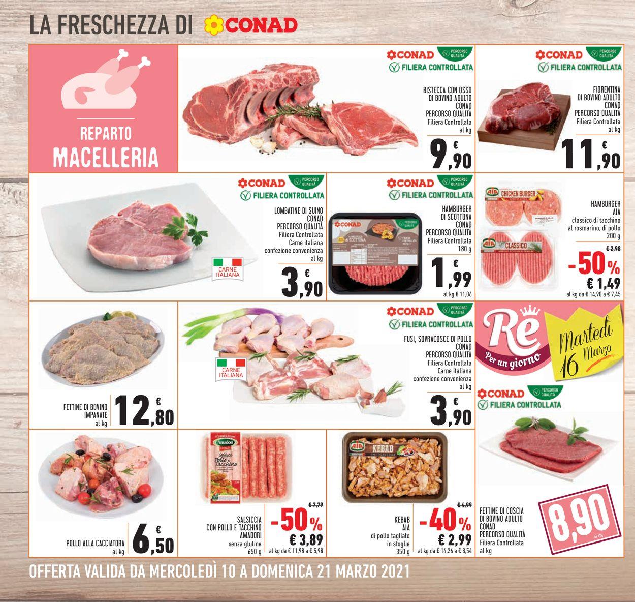 Volantino Conad - Offerte 10/03-21/03/2021 (Pagina 4)
