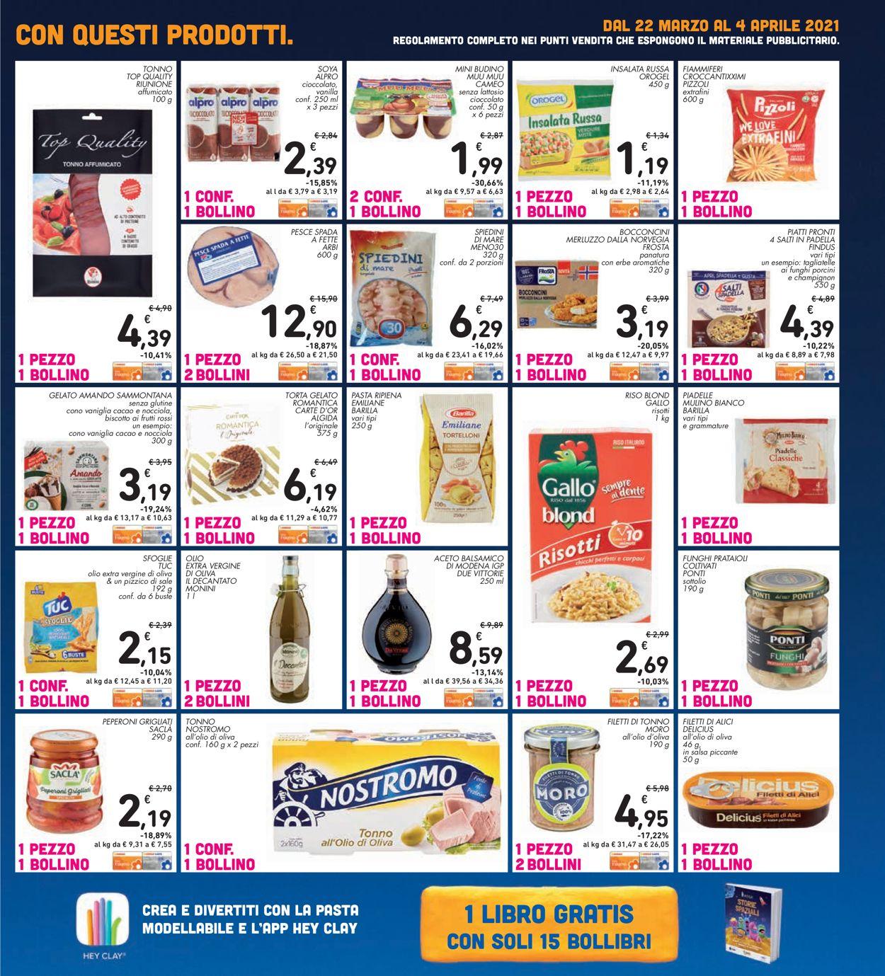 Volantino Conad - Pasqua 2021! - Offerte 22/03-05/04/2021 (Pagina 45)