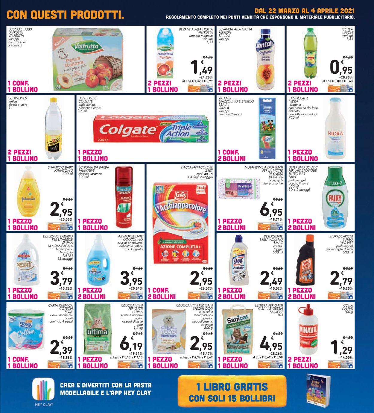 Volantino Conad - Pasqua 2021! - Offerte 22/03-05/04/2021 (Pagina 47)