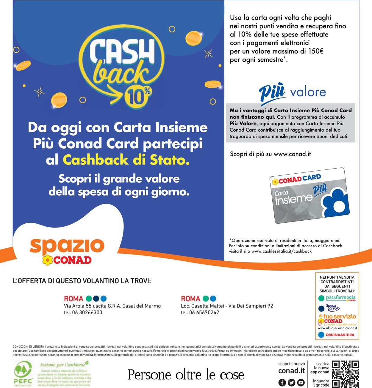 Volantino Conad - Pasqua 2021! - Offerte 22/03-05/04/2021 (Pagina 48)